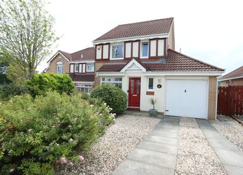 Thumbnail 3 bed detached house for sale in Glengarry Crescent, Falkirk
