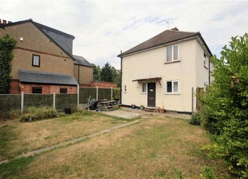 Thumbnail 2 bed semi-detached house to rent in Crossing Road, Epping