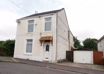 Thumbnail 3 bed detached house for sale in Brynteg Road, Gorseinon, Swansea