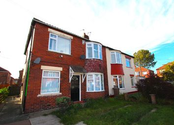 Thumbnail 2 bed flat to rent in Cleveland Gardens, Wallsend