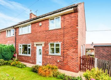 Thumbnail 3 bed semi-detached house for sale in Cinderhill Road, Rotherham