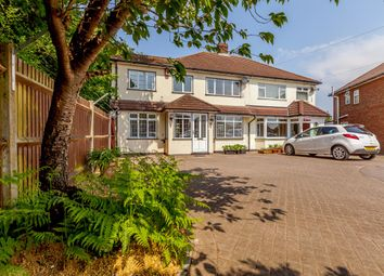 Thumbnail 4 bed semi-detached house for sale in The Croft, Swanley, Kent