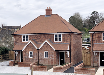Thumbnail 1 bed semi-detached house for sale in Lamberts Lane, Midhurst, West Sussex