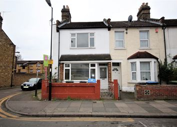 Thumbnail 3 bed end terrace house to rent in Lion Road, London