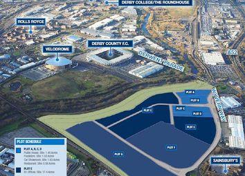 Thumbnail Industrial to let in St Modwen Park, Derby, Wyvern Way, Derby, Derbyshire