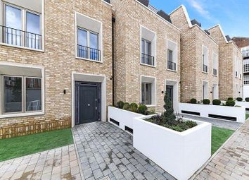 4 bed terraced house for sale in Wedgwood Villas, Horticultural Place, London W4