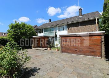 Thumbnail 5 bed detached house to rent in Neville Drive, London