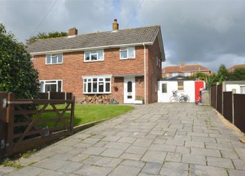 Thumbnail 3 bed semi-detached house for sale in Broomfield Lane, Lymington, Hampshire