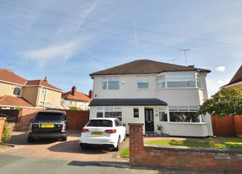Thumbnail 5 bed detached house for sale in Bayswater Road, Wallasey