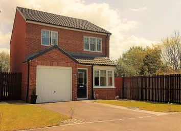 Thumbnail 3 bed detached house for sale in Baron Close, Stainsby Hall Park, Middlesbrough