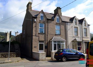 Thumbnail 3 bed terraced house for sale in Stryd Y Ffynnon, Nefyn, Pwllheli