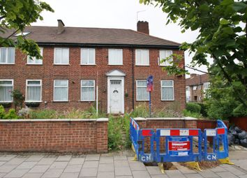 Thumbnail 3 bed flat for sale in Western Avenue, London
