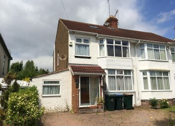 Thumbnail 4 bedroom semi-detached house to rent in Moat Avenue, Coventry