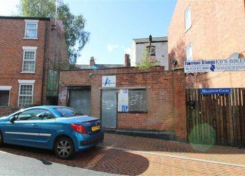 Thumbnail Land for sale in Peveril Street, Radford, Nottingham