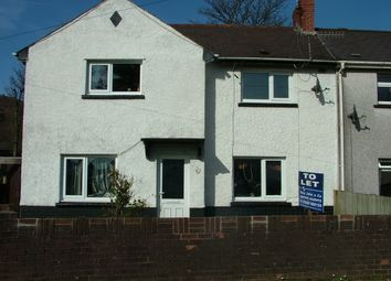 Thumbnail 3 bed terraced house to rent in Trefelin Crescent, Port Talbot