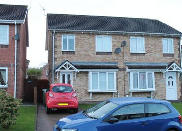 Thumbnail 3 bed semi-detached house to rent in Ffordd Helygen, Llanharry
