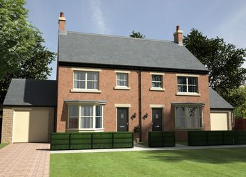 Thumbnail 3 bed semi-detached house for sale in Greysfield, Backworth Park, Backworth