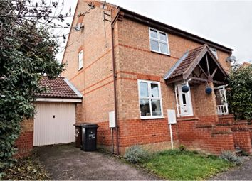 2 bed semi-detached house to rent in Muncaster Gardens, Northampton NN4