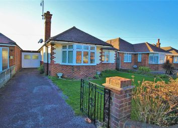 Thumbnail 3 bed detached bungalow for sale in Elgin Road, Goring By Sea, West Sussex