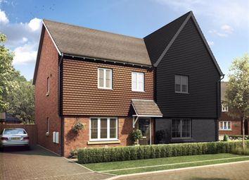 Thumbnail 3 bed terraced house for sale in Acorn Close, Willesborough, Ashford, Kent