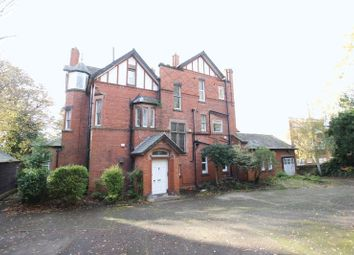 Thumbnail 4 bed flat for sale in Talbot Road, Oxton, Wirral