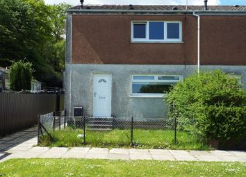 Thumbnail 2 bed terraced house to rent in Cowal Place, Dunoon PA23,