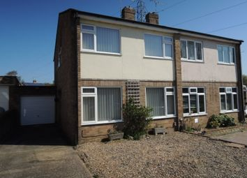 Thumbnail 3 bed semi-detached house for sale in Merrow Avenue, Poole