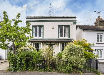 Thumbnail 3 bedroom detached house for sale in Rushett Close, Thames Ditton, Surrey