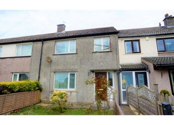 Thumbnail 3 bed terraced house for sale in Melbreak Avenue, Cleator Moor