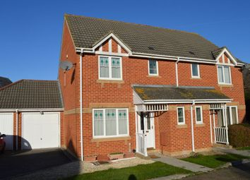 Thumbnail 3 bed property to rent in Chester Close, Weston-Super-Mare