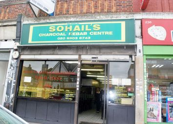 Thumbnail Restaurant/cafe to let in Ealing Road, Wembley