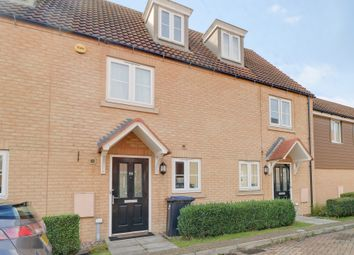 Thumbnail 3 bed town house for sale in Ox Meadow, Bottisham, Cambridge