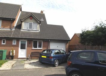 Thumbnail 3 bedroom end terrace house to rent in Toothill Gardens, Grimsby
