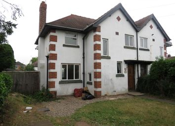 Thumbnail 3 bed semi-detached house for sale in Sion Hill, Kidderminster