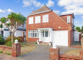 Thumbnail 4 bed detached house for sale in Seafield Avenue, Goring-By-Sea, Worthing, West Sussex