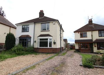 Thumbnail 3 bed semi-detached house for sale in Bedworth Road, Bulkington, Bedworth, Warwickshire