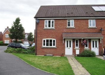 Thumbnail 3 bed semi-detached house for sale in Witchcombe Close, Great Cheverell, Devizes