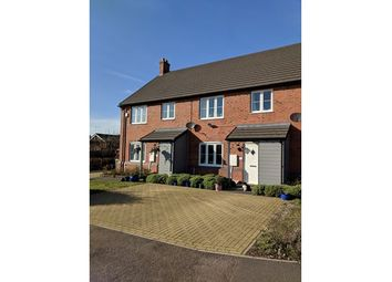 Thumbnail 3 bed town house for sale in 2 Spinney Farm Close, Elmesthorpe, Leicester, Leicestershire