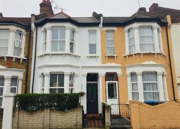 Thumbnail 3 bed terraced house to rent in Huddlestone Road, Willesden Green, London