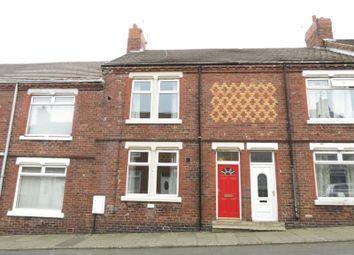 Thumbnail 3 bed terraced house for sale in Grant Street, Horden, Peterlee