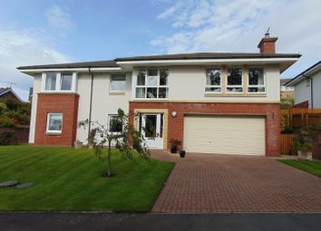 Thumbnail 5 bed detached house for sale in Mountainhall Avenue, Dumfries