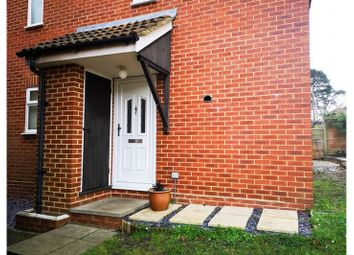 Thumbnail 1 bedroom end terrace house to rent in The Orchard, Lightwater