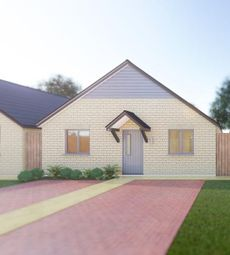 Thumbnail 2 bed detached bungalow for sale in Plot 16 Spire View, Whittlesey, Peterborough