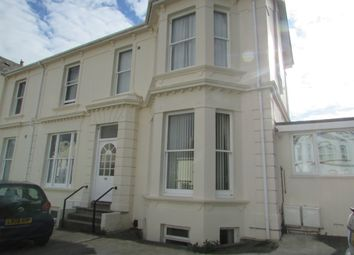 Thumbnail 1 bed flat to rent in Grosvenor Road, Paignton