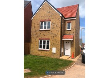 Thumbnail 4 bed detached house to rent in Wigeon Road, North Petherton