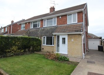 Thumbnail 3 bed semi-detached house for sale in Nursery Crescent, North Anston, Sheffield, South Yorkshire