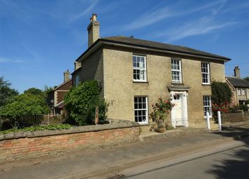 Thumbnail 4 bed detached house for sale in Lynn Road, Stow Bardolph, King's Lynn
