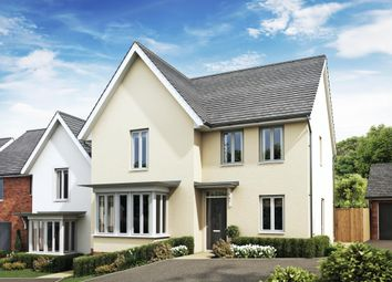 "Thumbnail 4 bed detached house for sale in ""Cambridge"" at Godwell Lane, Ivybridge"