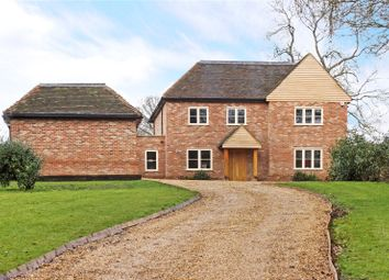 Thumbnail 4 bedroom detached house for sale in Twitchells Lane, Jordans, Beaconsfield, Buckinghamshire