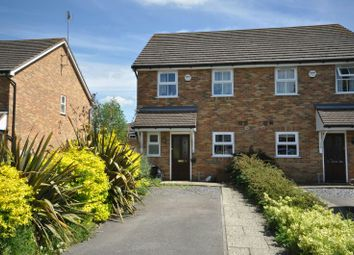 Thumbnail 3 bed semi-detached house for sale in Ladbroke Close, Woodley, Reading